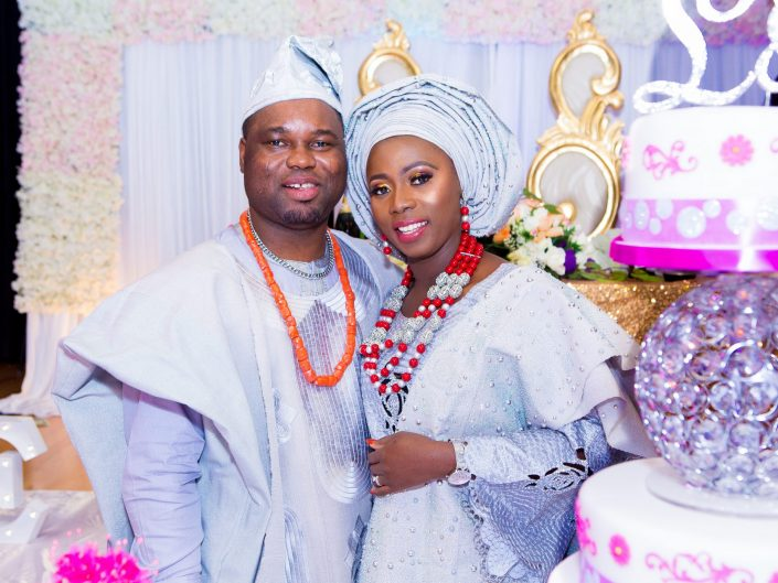 BEST NIGERIA TRADITION MARRIAGE 2017 BOLANLE + OLALEKAN