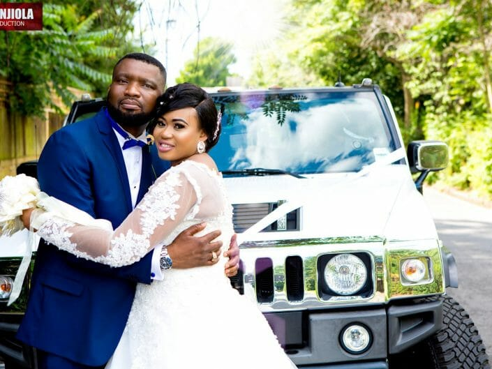 MARY & DAVID VOW RENEWAL CEREMONY NIGERIAN WEDDING