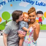 luka's 1st birthday party